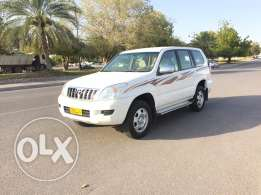 Toyota Prado Manual V6 برادو ٦ سلندر جير عادي مكيف مركزي