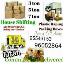 House shifting. .
