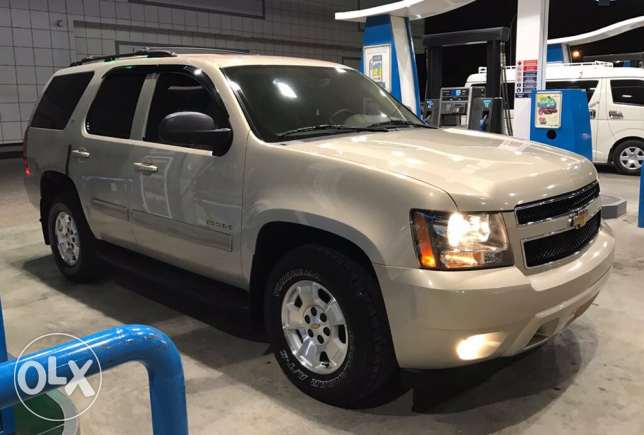Chevrolet Tahoe شفروليه تاهو 2011