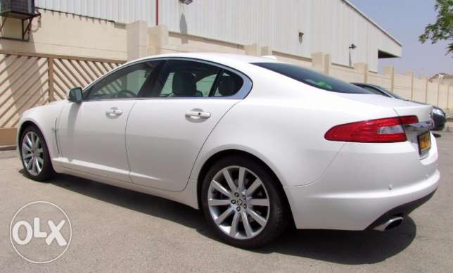 Excellent Condition Single Owner Jaguar XF for Sale