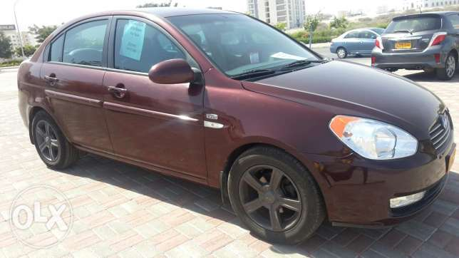 Hyundai Accent 2007 model for sale
