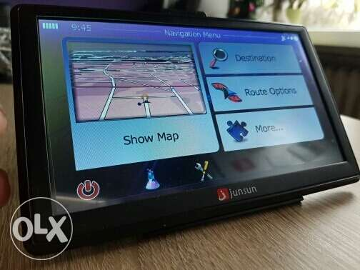 "7"" Monitor+Free RearView Camera (GPS+DVD+Bluetooth) and more السيب -  3"