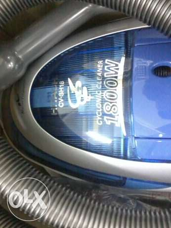 HITACHI 1800 watts vaccum cleaner New unused Thailand make مسقط -  4