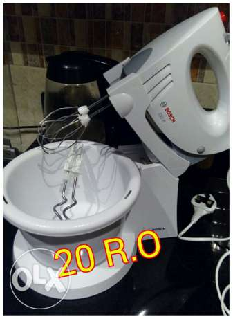 Mixer for Cake and .... completely new with Guaranty بوشر -  1