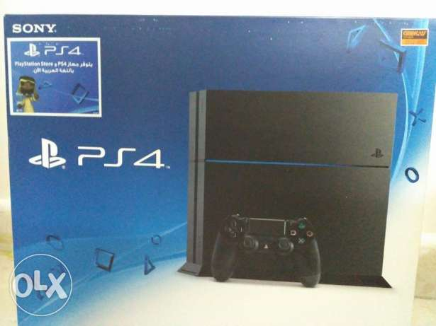 Brand New, Box piece, 500 GB PS4 for urgent Sale