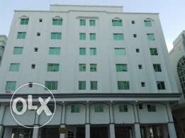 1 BHK Brand New Apartment in MBD near National Bank of Oman