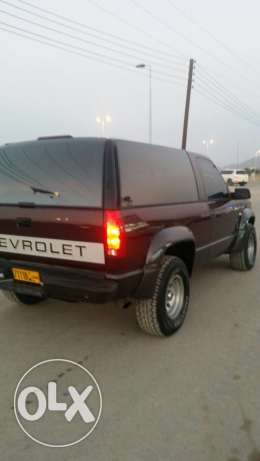 for sale chevy blazer 1994 japan export الرستاق -  2