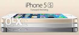 Need iphone 5s