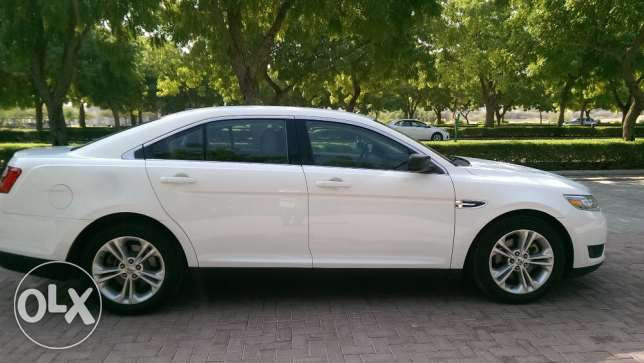 92 RO monthly installment 0 downpayment Ford Taurus 2013 low mileage مسقط -  3