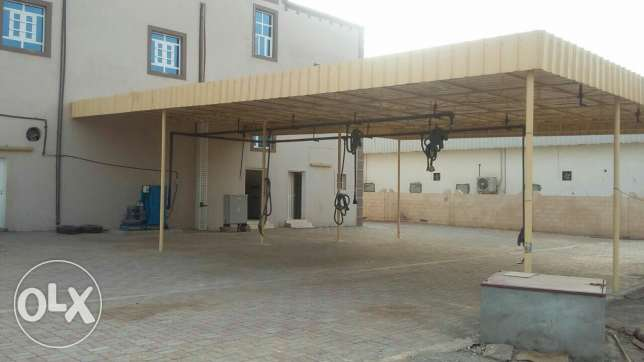 Running Carwash for sale on Batna main road