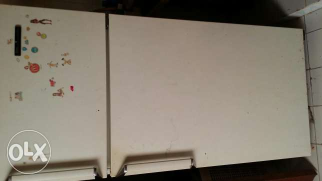 Cool and super fridge with a lot of space for sale.
