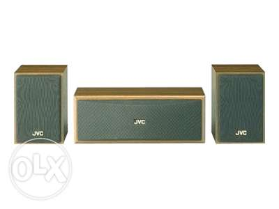 JVC SP X60 speakers for sale / : 8 Ohm مسقط -  1
