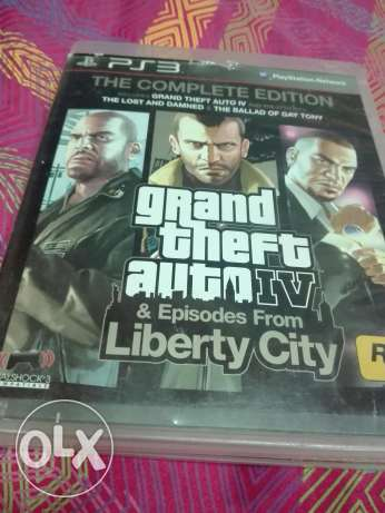 Grand theft outo 5 ps3