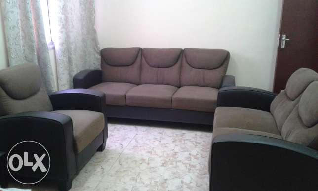 Western sofa in new condition مسقط -  3