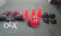 Two sets of skates for sale