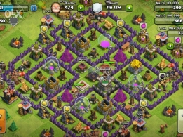 قريه Clash Of Clans للبيع في حاله ممتازه