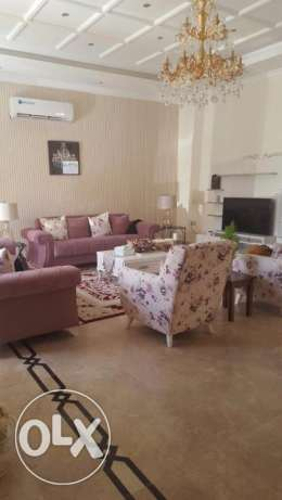 New villa for rent in alansab for 700 unfurnish near alnoor market مسقط -  2