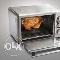 US Brand Hamilton Beach Convection Oven and Rotisserie