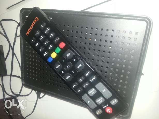 Dish tv receivers