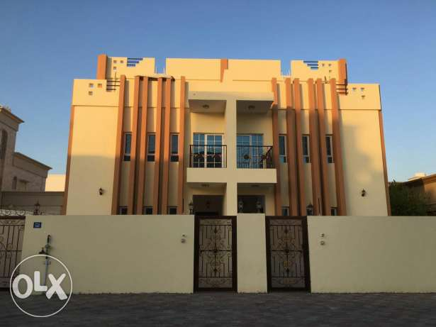 Brrand new Twin Villa in Khoudh 4 with excellent finishing