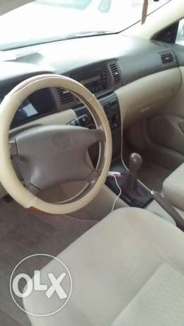 Toyota Corolla 1800 cc manual gear very good condition urgent sale low السيب -  7