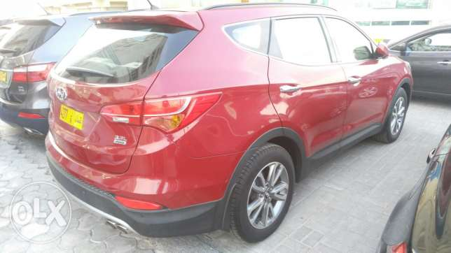 Hyundai santafe Grand 3.3 4WD 2014 model cash or finance 7 years