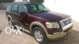 2008 no1 explorer with sunroof and low mileage at azibha