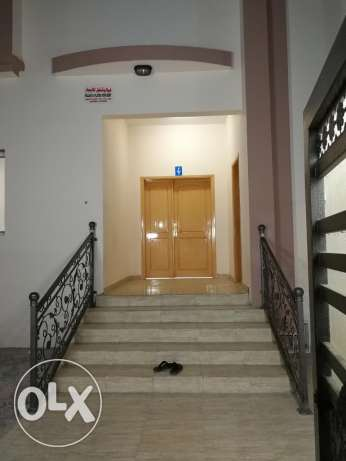 .Apartment with AC for rent almabila noor street السيب -  3