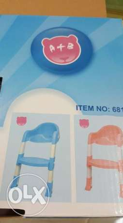 kids potty trainer ladder مسقط -  4