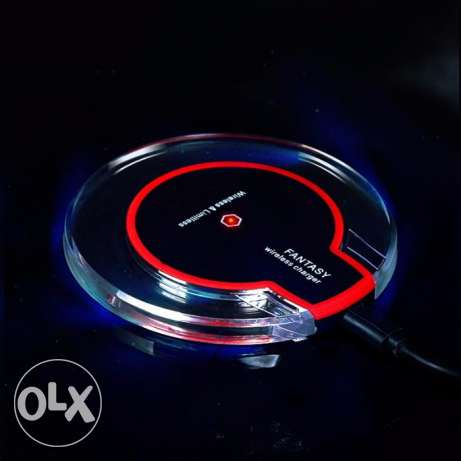 Qi Wireless Charger Charging Pad Original for SAMSUNG GALAXY السيب -  1