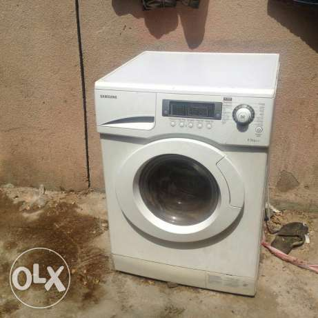 Samsung full automatic good condition