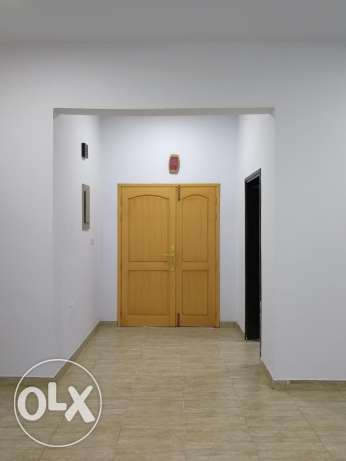 Apartment with AC for rent almabila noor street السيب -  1