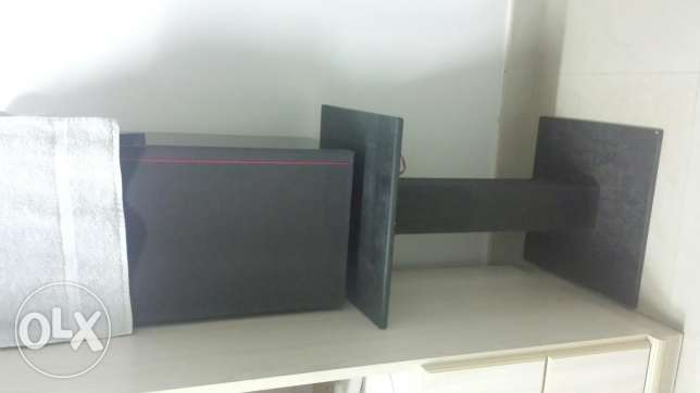 Speakers for sale - set of two sansui audio speakers