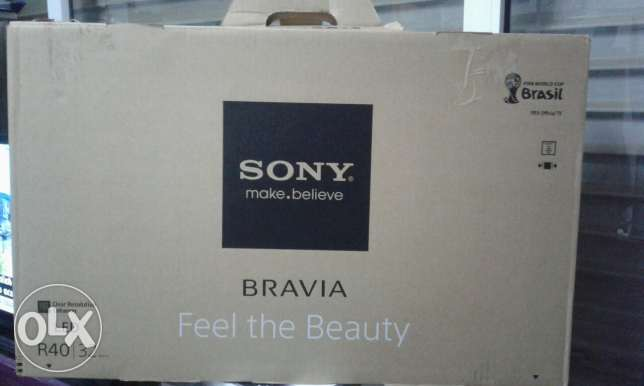 """Sony 32""""LED TV(recently bought)"""