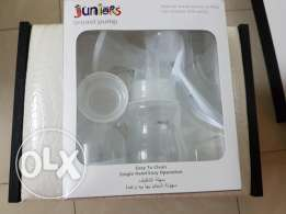 Juniors Manual breast pump