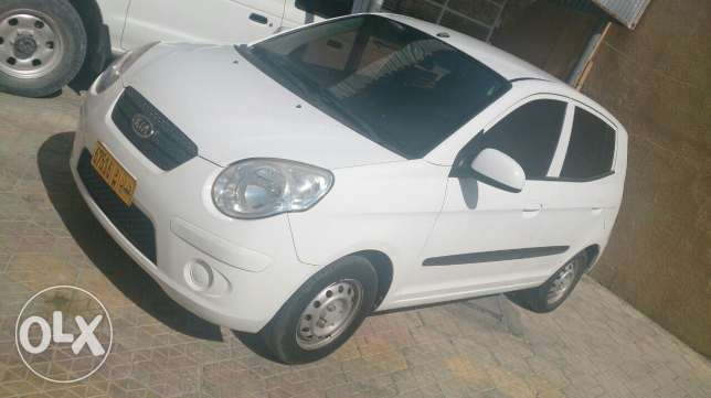 kia picanto 2011 original paint in excellent condition low mileage مسقط -  1