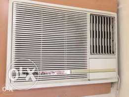 General 1.5 ton Window AC in Excellent Condition For Sale