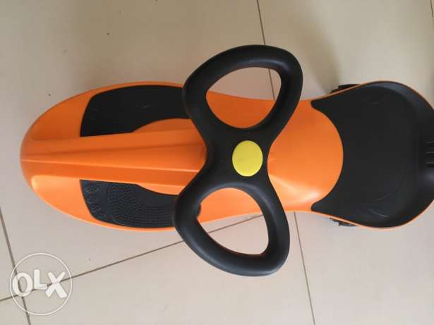 PlasmaCar Baby Swing Car,original price 30rial