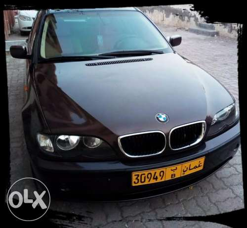 Good condition BMW 318i