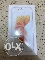 iphone 6s 64gb rose gold new phone 1year apple warranty