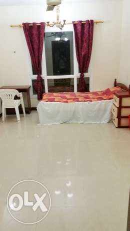 Furnished Room with attached bath at Al Khwair مسقط -  3