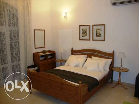 Spacious fully furnished studio apartment in a villa in Azaiba.