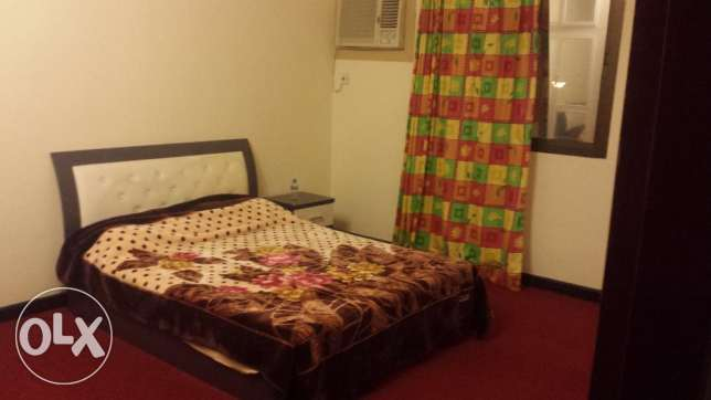 A good furnished room is available at Qurm behind Mars hypermarket