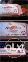 Active white l.gluthatione 60capsules