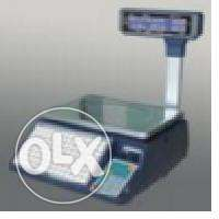 Weighing Scale - 30 Kgs. Capacity with barcode printing