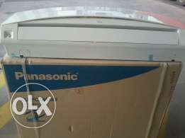 SPLIT PANASONIC 2 TON imed sale u used New