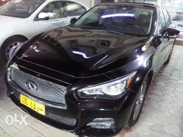 Nissan Infiniti Q50 model 2014 cash or finance 7 years without paymant