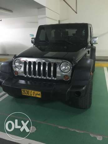 Jeep wrangler sports automatic 2008 expatriate owned 125000kms black