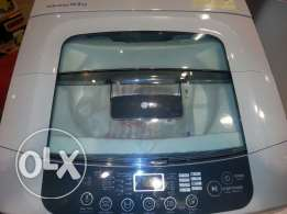 10 kgs LG full automatic washing machine Top load