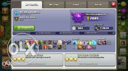 Town hall 9 85% max only whatsapp talk